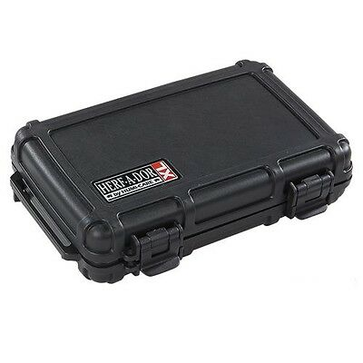 XL Herf a Dor XL X5 Cigar Caddy Travel Case - 5 Capacity 60-Ring Max Size - New