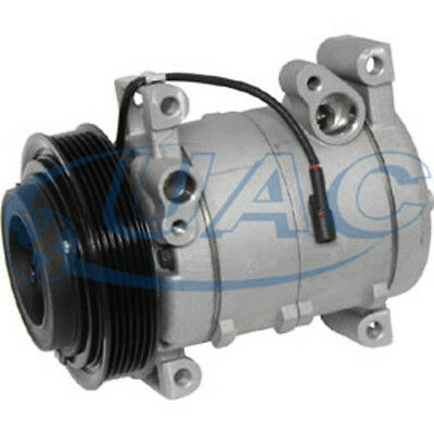 Universal Air Conditioner (UAC) CO 10528C A/C Compressor DKV14G 6 Groove New