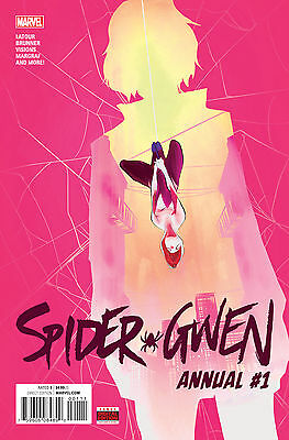 SPIDER-GWEN ANNUAL #1, New, First print, Marvel Comics (2016)
