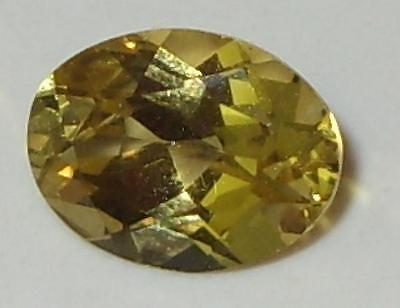 2ct Valuable Natural Tanzanian Gold To Gold Green C/S Chrysoberyl Oval 9x7mm