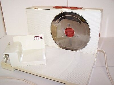 WARING MEAT SLICER MODEL 11FS10  - missing the slide Tray - Tested Working