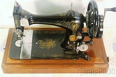 *1889*singer Hand Crank Sewing Machine*model 28*