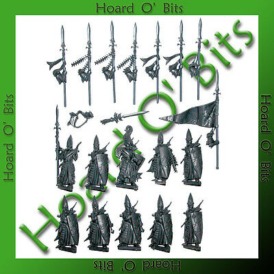 WARHAMMER BITS SPIRE OF DAWN - 10x HIGH ELF SEA GUARDS