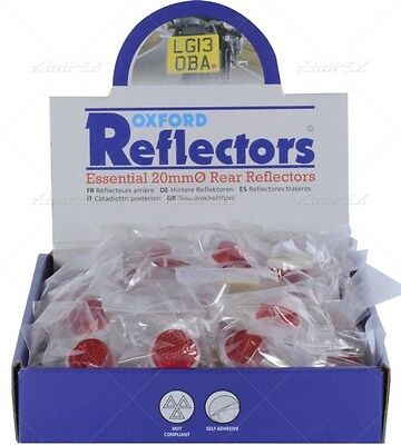 OXFORD PRODUCTS Self Adhesive Reflectors  Part# OX130