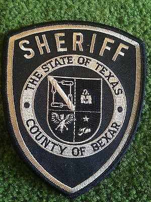 County Of Bexar Texas Sheriff Police Law Enforcement Patch