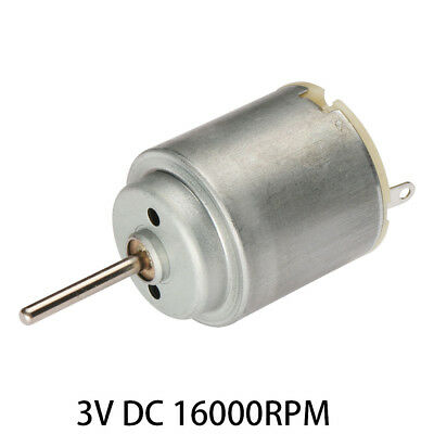3V DC 16000RPM High-power Torque Magnetic Mini Electric Motor f Electrical Tools