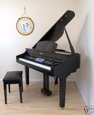 Suzuki Baby Grand Piano The most beautiful Digital Piano available.
