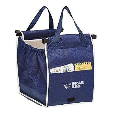 Original Insulated Grab Bag Hot or Cold Reusable Grocery Bag GRABBAG New
