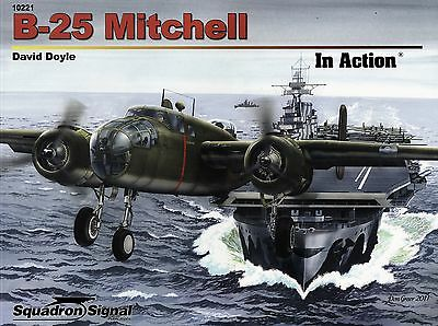 20338/ Squadron Signal - In Action 221 - B-25 Mitchell - TOPP HEFT