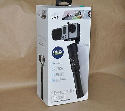 Skylab - 3-Axis Gimbal Stabilizer for GoPro 3 and 4
