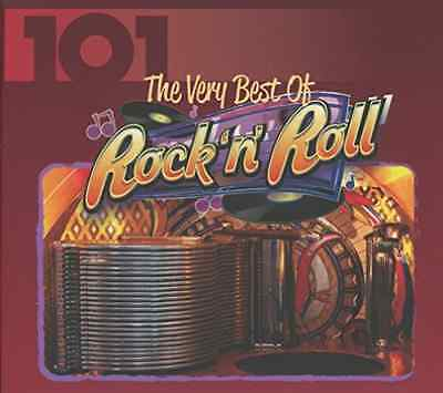 Various Artists-101 - The Very Best Of Rock `n` Roll  Cd New