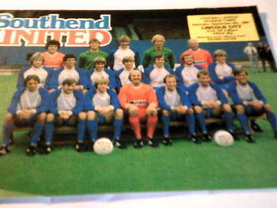 3 SOUTHEND UNITED Homes 1982 and 83