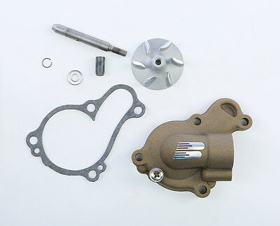 Boyesen Magnesium Waterpump Impeller Kit Cover For Yamaha YZ 450 F 14-17
