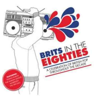 Various Artists-Brits in the 80s  CD NEW