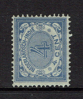 """NETHERLANDS INDIES 1902 #45 mlh """"look"""" E317b"""