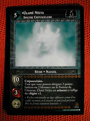 Ulaire Nelya Carte Card Lotr Sda Seigneur Des Anneaux Lord Of The Rings Tcc Jcc