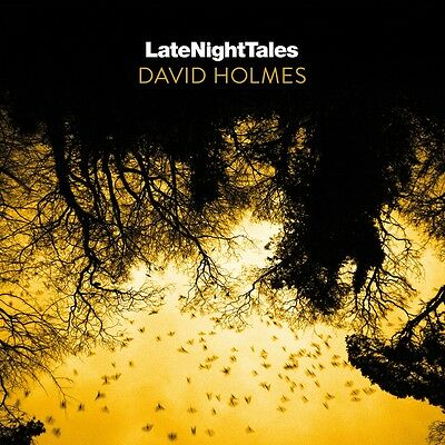 David Holmes Late Night Tales New Sealed Double Vinyl Lp In Stock