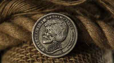 Grifters Coin - Close-Up Magic Tricks & Flourishes - Online Instruction Lessons