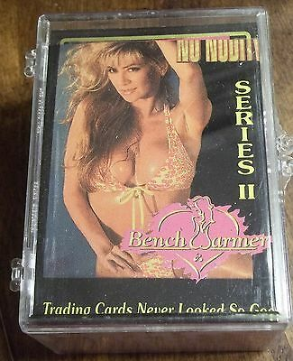 Complete Boxed Set (121) 1994 BENCH WARMER Card Set GIRLS w/ WRAPPER