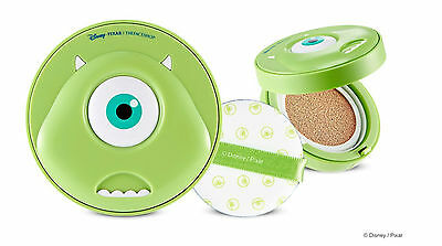 THE FACE SHOP  Disney CC Long Lasting Cushion (Mike) SPF50+/PA++ 15g