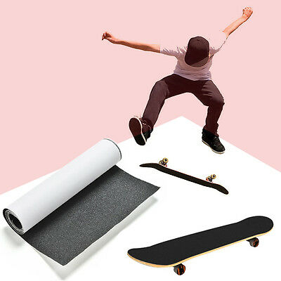 Skateboard Deck Sandpaper Grip Tape Skating Board Longboarding Paper 23*84 cm