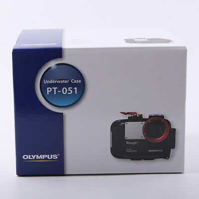 NEW Olympus PT-051 Underwater Housing Case for Olympus Tough TG-810 TG-610