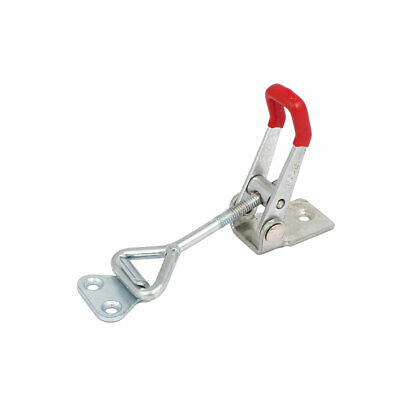 4002 Stainless Steel 180kg Holding Capacity Toggle Clamp Latch Hardware Fitting