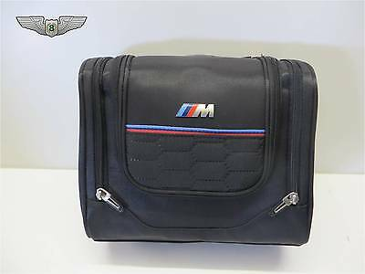BMW New Genuine M Personal Care Wash Bag 80222410942