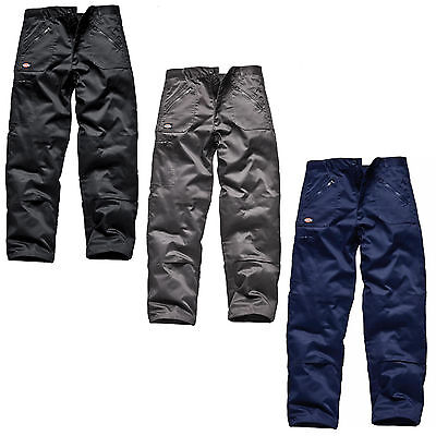 Dickies Redhawk Action Trousers Mens Lightweight Durable Work Pants WD814