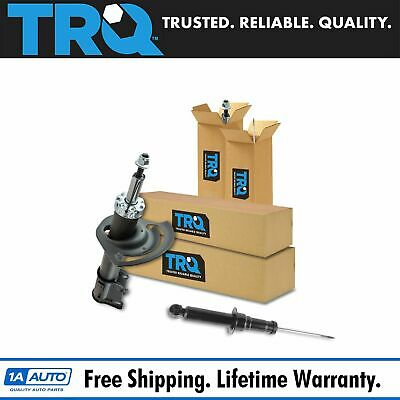 TRQ Front Shock Absorber LH Driver RH Passenger Pair for Ram 2500 3500 4WD New