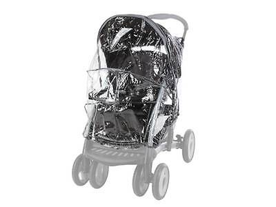 GENUINE Graco Quattro Single Seat Stroller Pushchair Rain Cover Storm Cover New