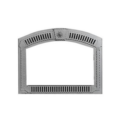 WOLF STEEL LTD CORE 123091 FPWI3 Wrought Iron Faceplate
