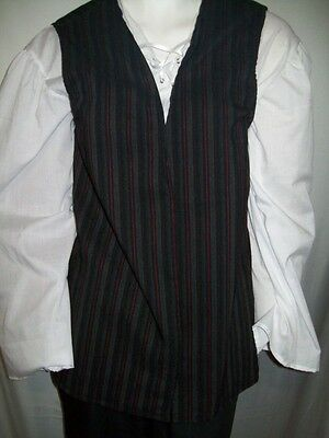 New Handmade Boy's Vest Various Sizes and Colors CLEARANCE!