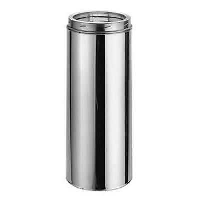 9406 6'' x 36'' Stainless Steel Class A Double Wall Chimn...