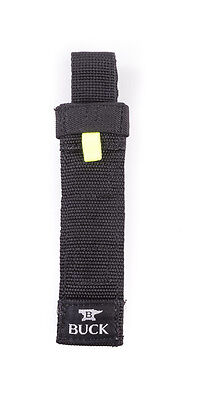 Buck Sheath 0299-15-BK for Strap Cutter Black