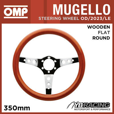 OD/2023/LE OMP MUGELLO LENKRAD 350mm for CLASSIC CAR RETRO VINTAGE