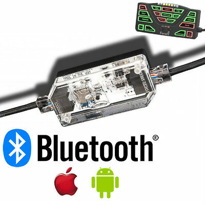 """NEW Feniex Bluetooth Module """"Add On"""" Option for the NEW 4200 DL Controller"""