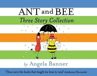 Ant and Bee Three Story Collection (Hardcover), Banner, Angela, 9781405279321