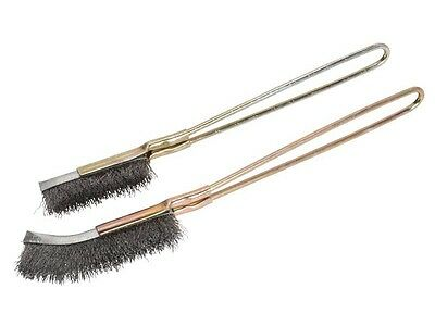 Sealey WB06 Wire Brush Set 2 Piece