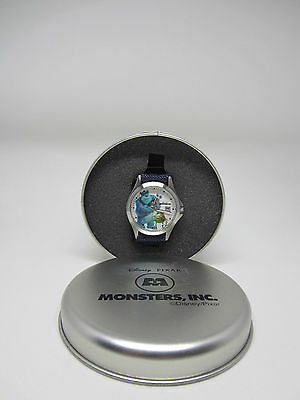 Disney Pixar Limited Edition Cast & Crew Monsters Inc. Mike & Sulley  Watch