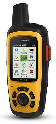 Garmin inReach SE+ Handheld Satellite Communicators GPS Navigation 010-01735-00
