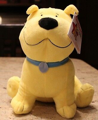"Kohl's Cares Plush T-Bone Yellow Dog 10"" From Clifford the Big Red Dog NEW"