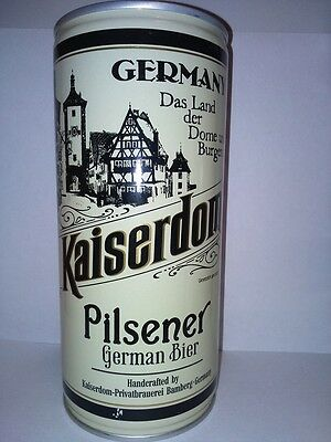 Kaiserdom Germany New Beer Can Limited Edition 1 liter