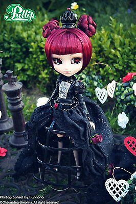 Pullip Lunatic Queen in wonderland Groove fashion doll in USA alice series