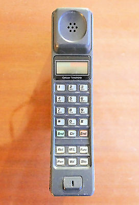 Oki Cdl350 Amps First Vintage Cell Brick Mobile Phone Rare Retro Collectable