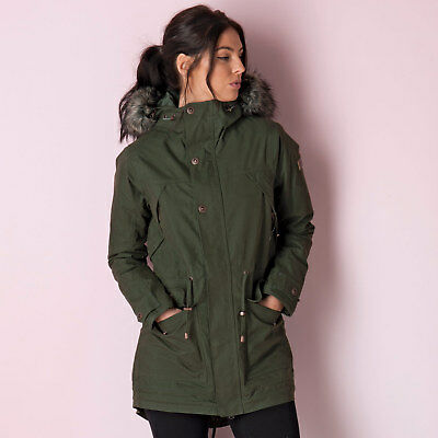 Womens Berghaus Ancroft Inshel Jacket In Green From Get The Label