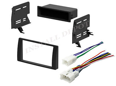 toyota camry radio wiring harness image pioneer 2016 car radio stereo dash kit wire harness for 2002 2006 on 2002 toyota camry