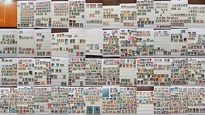£££ Collection timbres / stamps Russia / Russie  - 48 photos - forte valeur !