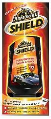 "Armor All Shield Wax ""Even Better Than Wax"" Armorall For Cars, Boats Etc. 500ml"