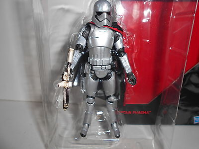 Star Wars Episode Vii Black Series 11 Cm Captain Phasma Hasbro